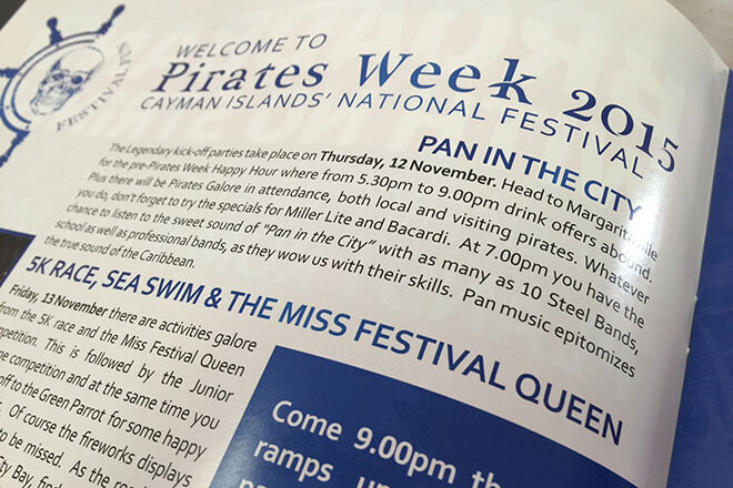 Pirates Week Cayman Islands' National Festival 2015